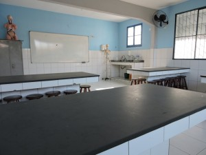 Laboratório de Ciências