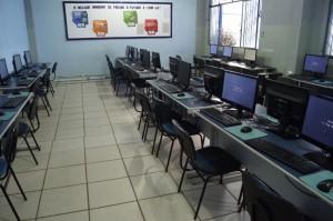 Laboratório de Informatica -  Ensino Médio Técnico