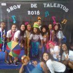 Show de Talentos 2018 Fundamental II