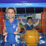 Festa das crianças da educação infantil e 1º ano