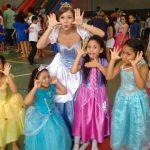 Dia das crianças - Princesas