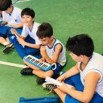 Aula de Música - 4º ano