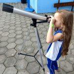 Conhecendo o Telescópio - Pre II