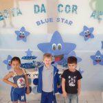 Blue Star - Festa da cor Azul