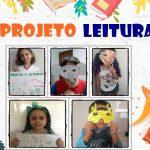 Projeto Leitura - 2º ano