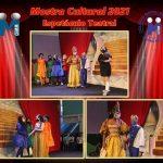 Mostra cultural 2021 - Espetáculo teatral
